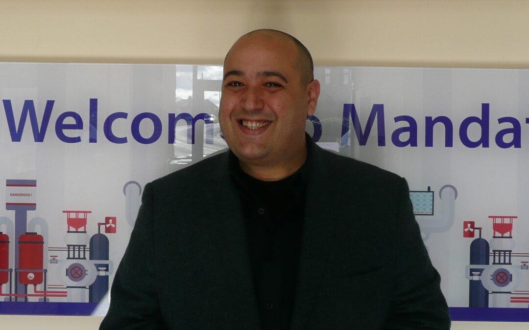 Nikos Tsourapas – Engineering Surveyor