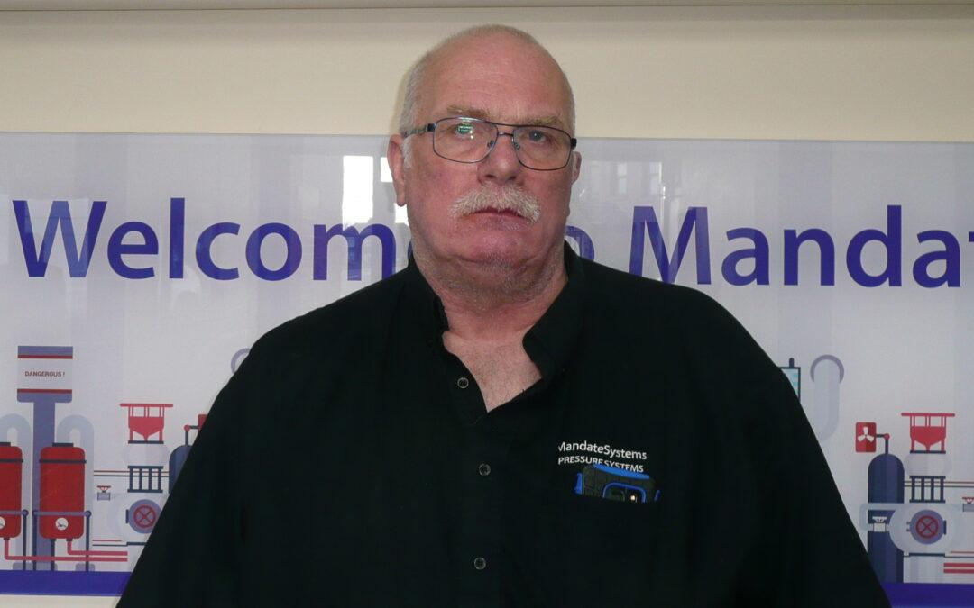 Bob Gledhill – Senior Engineer