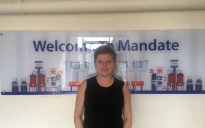 Amber Jowett – Trainee Sales Administrator