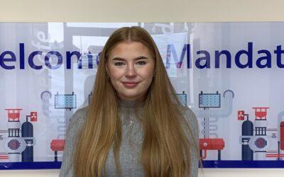 Jessica Hanson – Apprentice Business Administrator