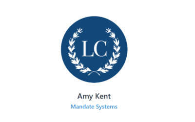 Amy Kent from Mandate Systems appears in Leaders Council podcast alongside Lord Blunkett
